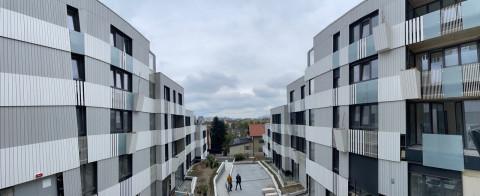 Zaključena dela na objektu Devana Park v Ljubljani