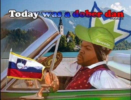Smešnice na temo Slovenske podobe