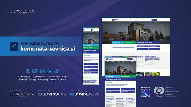 New digital platform for Komunala Sevnica