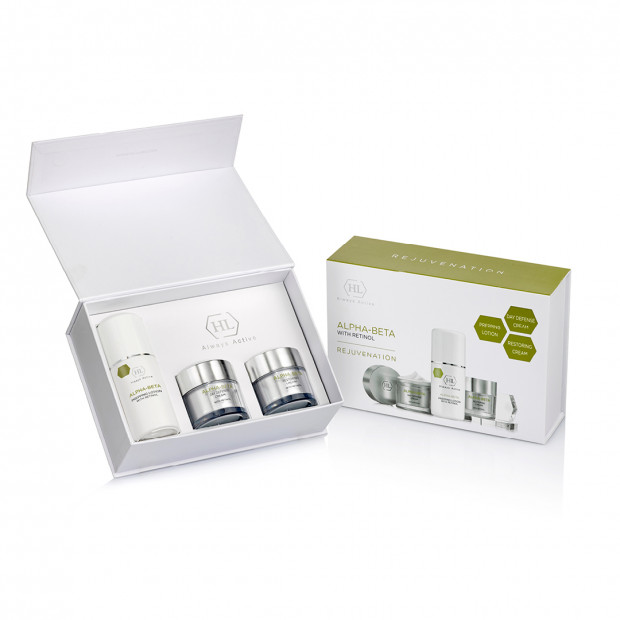 Alpha-beta rejuvenation kit