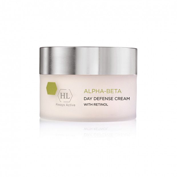 Alpha-beta with retinol day defense cream