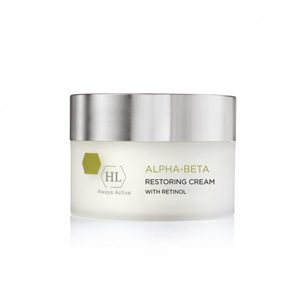 Alpha-beta with retinol restoring cream