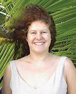 Avtorica Ceri Louise Thomas
