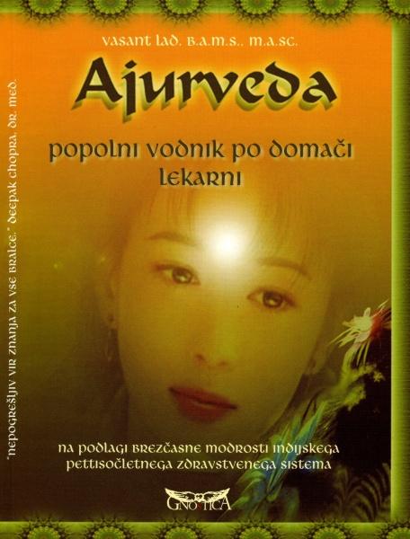 Naslovnica Ajurveda