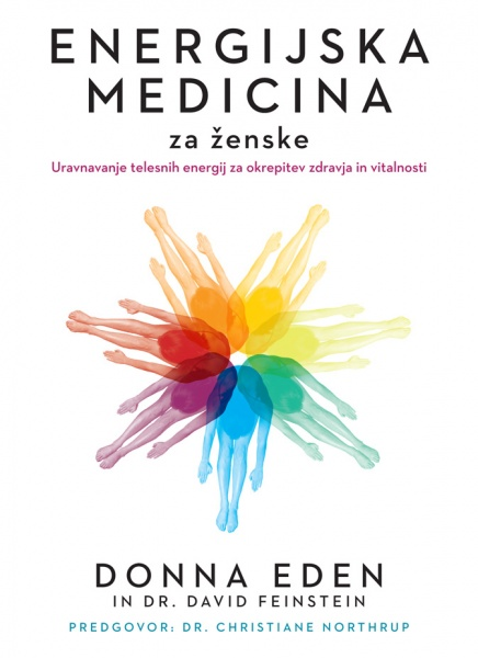 Naslovnica Energijska medicina za ženske