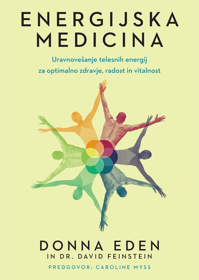 Naslovnica Energijska medicina