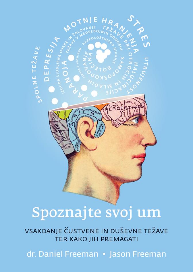 Naslovnica Spoznaj svoj um