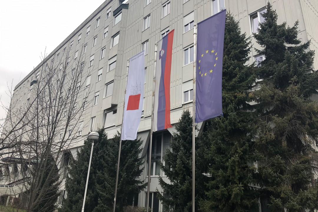 Fakulteta za gradbeništvo in geodezijo Univerze v Ljubljani