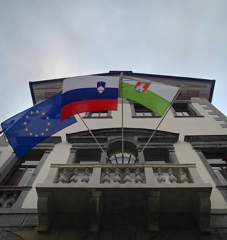 Ljubljanska mestna hiša