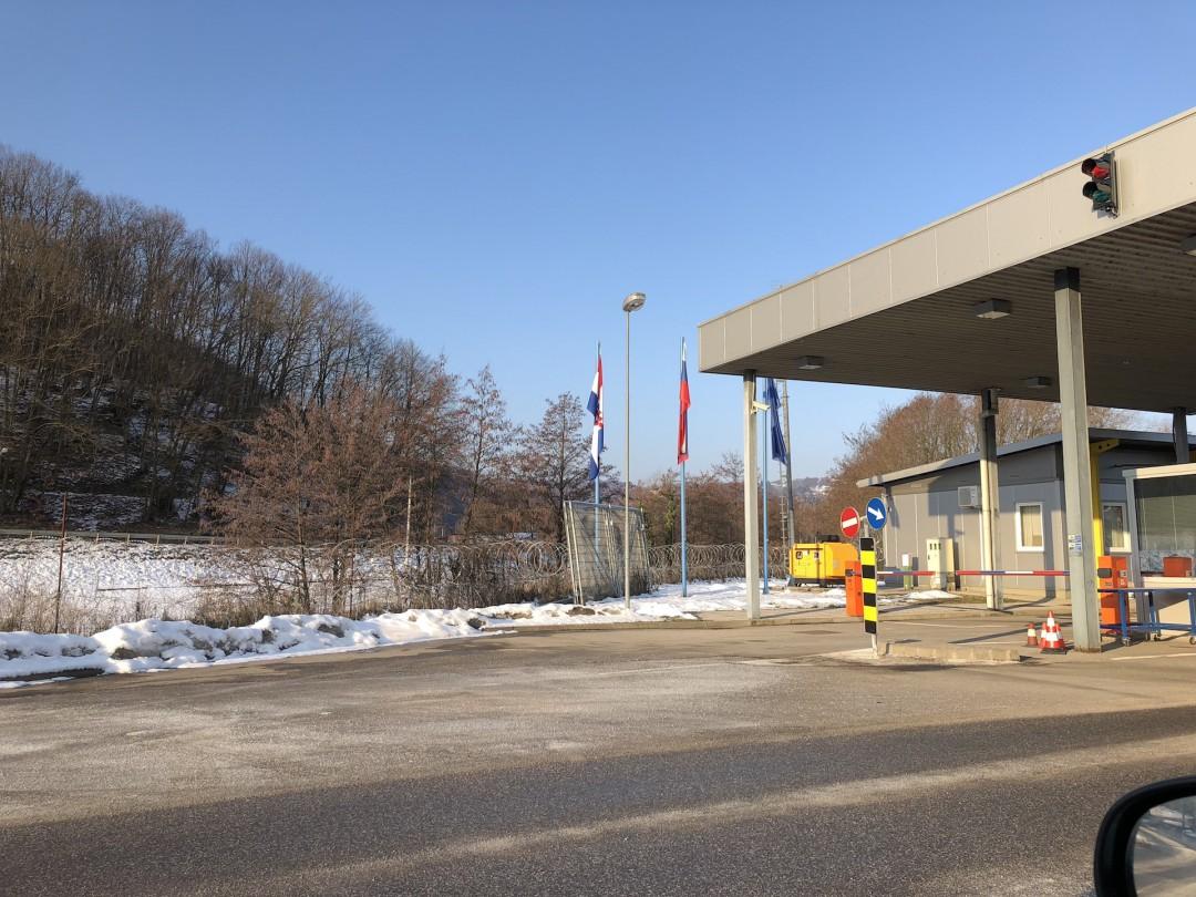 Mejni prehod za meddržavni promet Slovenska vas