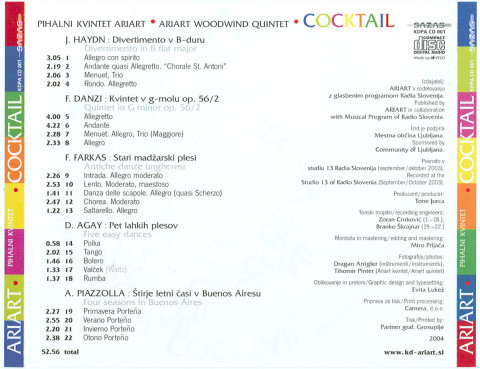CD Cocktail