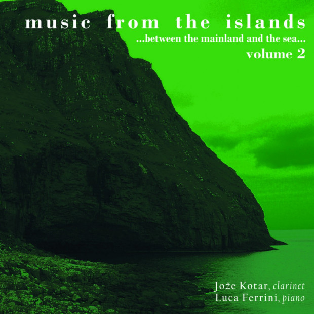 Music from the islands - volume 2