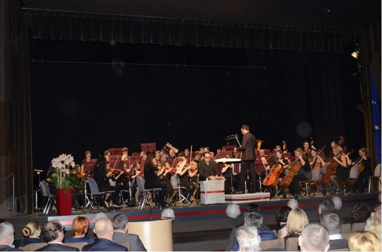 Simfonični orkester Glasbene šole Krško