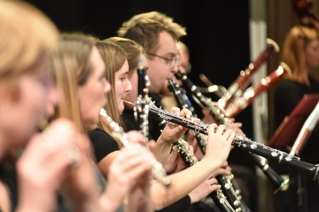 Simfonični orkester Glasbene šole Krško: Letni koncert