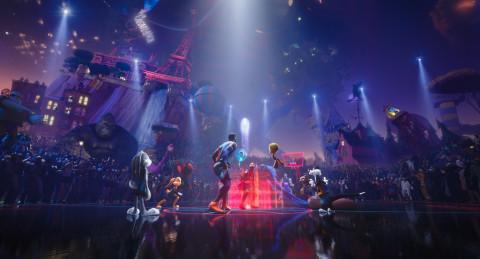 Space Jam: Nova legenda (sinhronizirano)