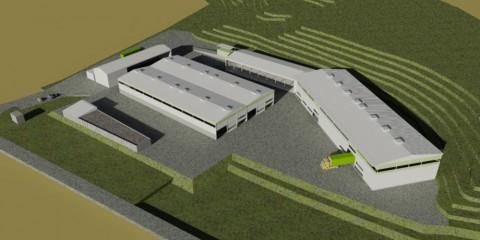 Center za ravnanje z odpadki Spodnji Stari Grad – Kompostarna