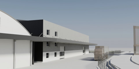 Logistični center I.H.S.
