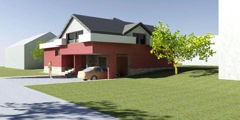 Stanovanjska hiša Z
