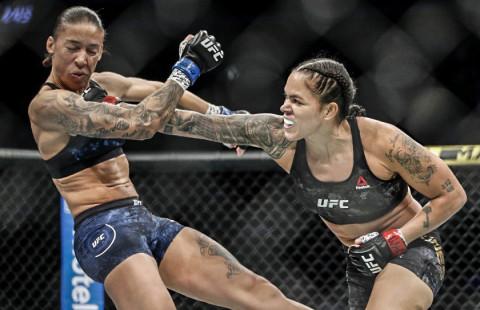 Amanda Nunes vs. Felicia Spencer targeted for UFC 250