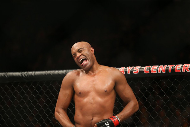 Anderson Silva has 3 fights left, wants one to be Conor McGregor