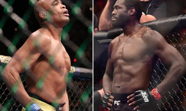 Anderson Silva vs. Jared Cannonier booked for UFC 237 in Brazil