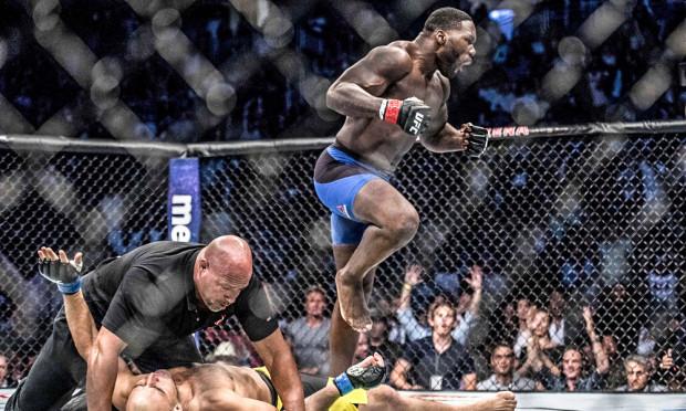 Anthony Johnson on UFC return: