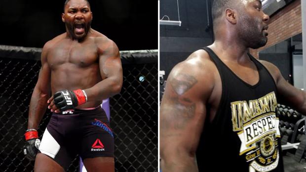Anthony Johnson planning 2020 UFC return at heavyweight