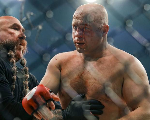 Bellator 214: Fedor gets KOd in 35 seconds
