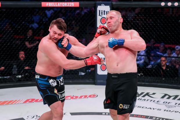 Bellator 225 results: Kharitonov TKO's Mitrione