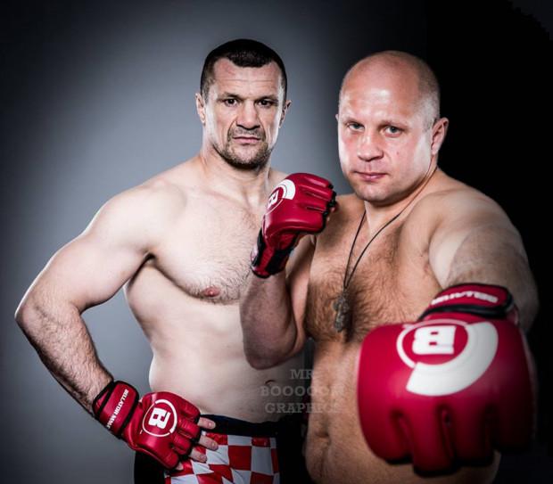 BELLATOR: Fedor Emelianenko vs. Mirko Cro Cop - Possibility
