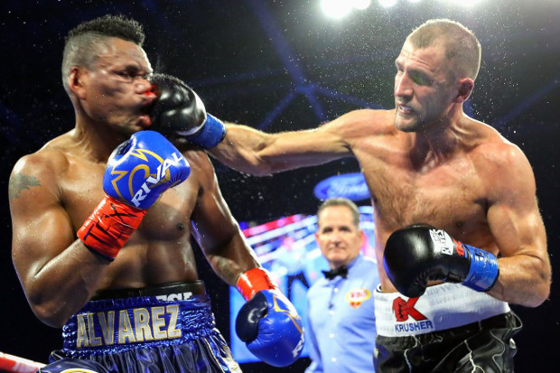 Boxing: Sergey Kovalev outboxes Eleider Alvarez results