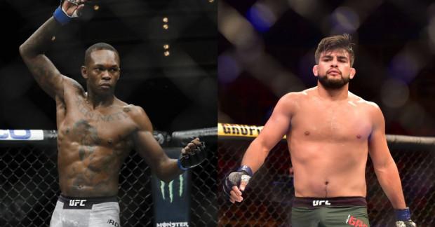 BREAKING: Israel Adesanya vs. Kelvin Gastelum on UFC 236