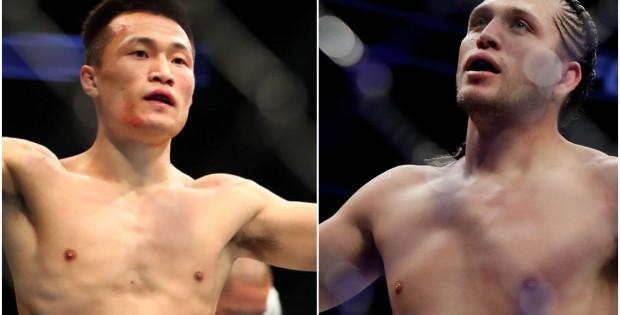 Brian Ortega vs. Korean Zombie anyone?