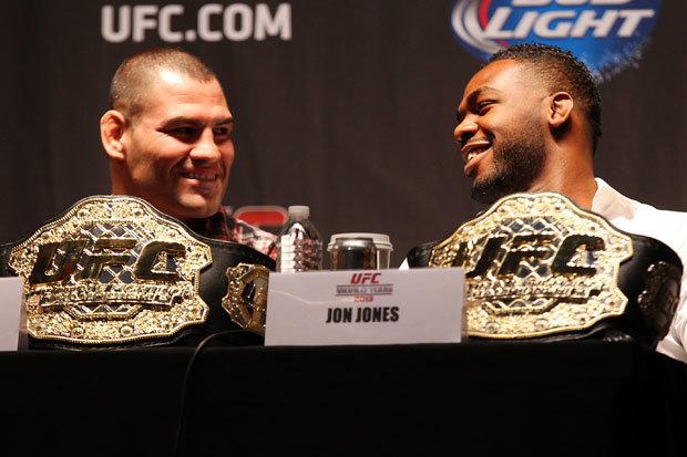 Cain Velasquez interested in Jon Jones fight
