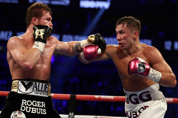 Canelo and Golovkin verbally agree to trilogy fight in September