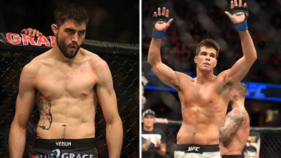 Carlos Condit vs. Mickey Gall headed to UFC on ESPN 7