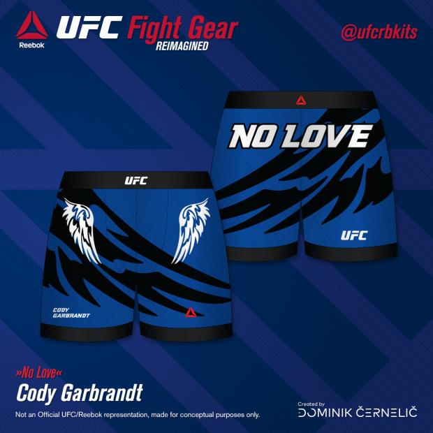 Cody Garbrandt
