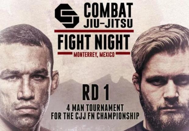 Combat Jiu Jitsu match Gordon Ryan vs. Fabricio Werdum moved to Los Angeles