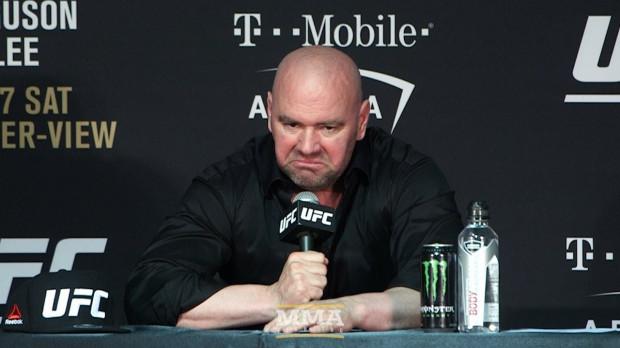 Dana White on UFC's coronavirus plan: