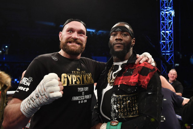 Deontay Wilder vs. Tyson Fury rematch expected to happen before June