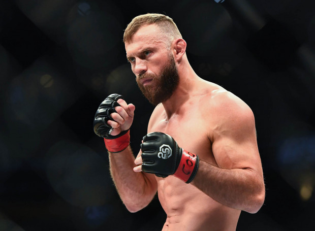 Donald Cerrone not ready to pass the torch yet: