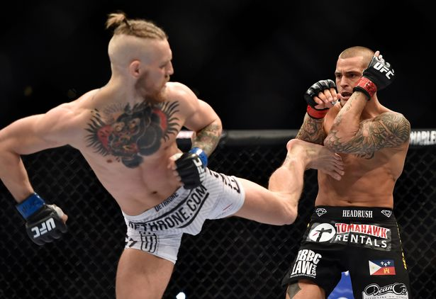 Dustin Poirier wants Conor McGregor rematch following title fight loss at UFC 242
