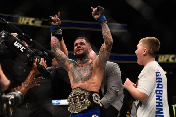 Former champ Cody Garbrandt returns against Pedro Munoz