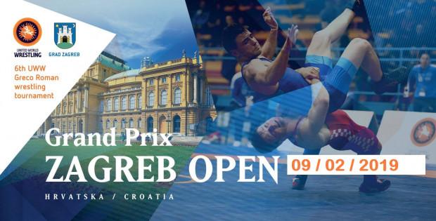 Greco-Roman Wrestling Grand Prix Zagreb Open 2019