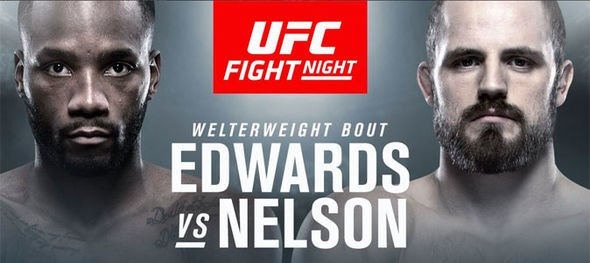 Gunnar Nelson vs. Leon Edwards set for UFC London co-main event