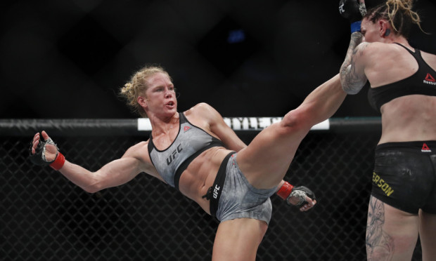 Holly Holm wants Amanda Nunes fight after UFC 235