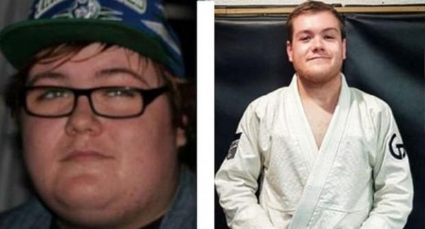 How Liam Porter Lost Nearly 100 lbs/45 kg & Changed His Life Through Jiu-Jitsu