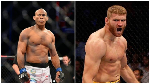 Jacare vs. Blachowicz headlines UFC Sao Paulo