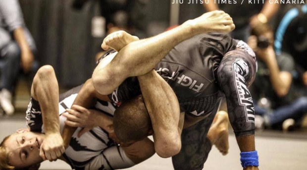John Danaher:  Triangles - Once it's on - it's on!!
