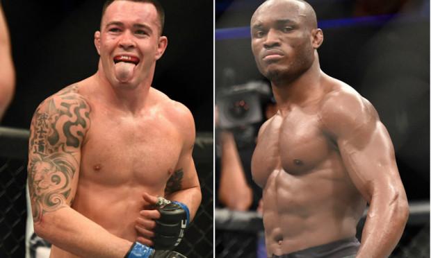 Kamaru Usman vs. Colby Covington targeted for UFC 244 in New York